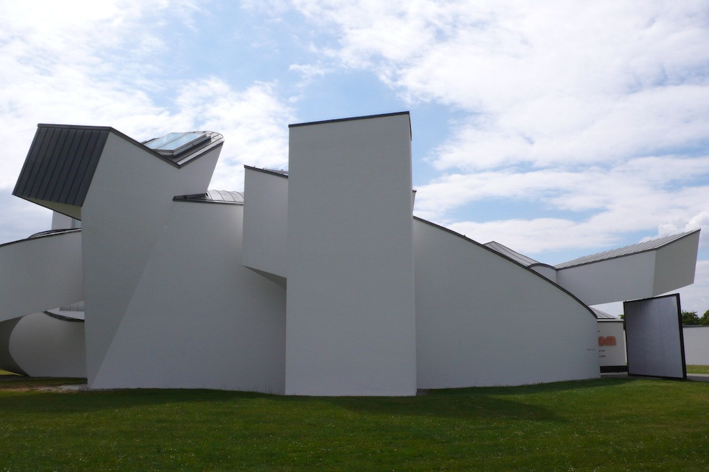Blissful culture overdose in basel switzerland mrny for Vitra museum basel