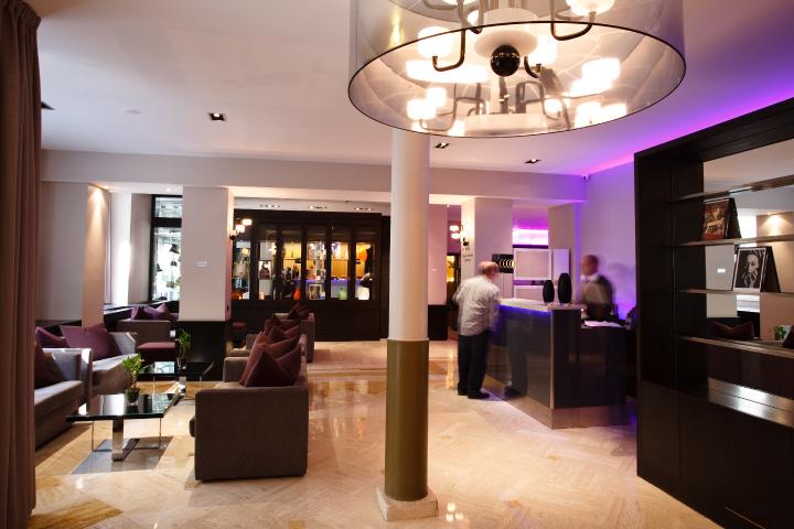 hotel bel ami paris france mrny style travel. Black Bedroom Furniture Sets. Home Design Ideas